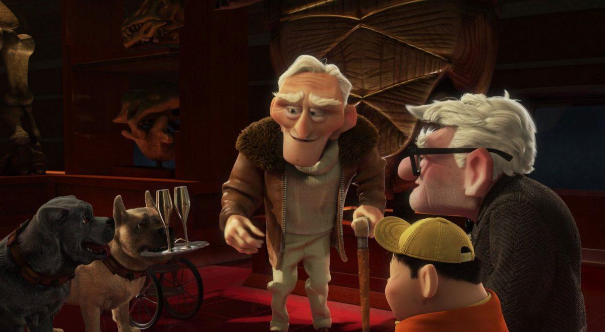 epsilon personnage character là-haut up disney pixar