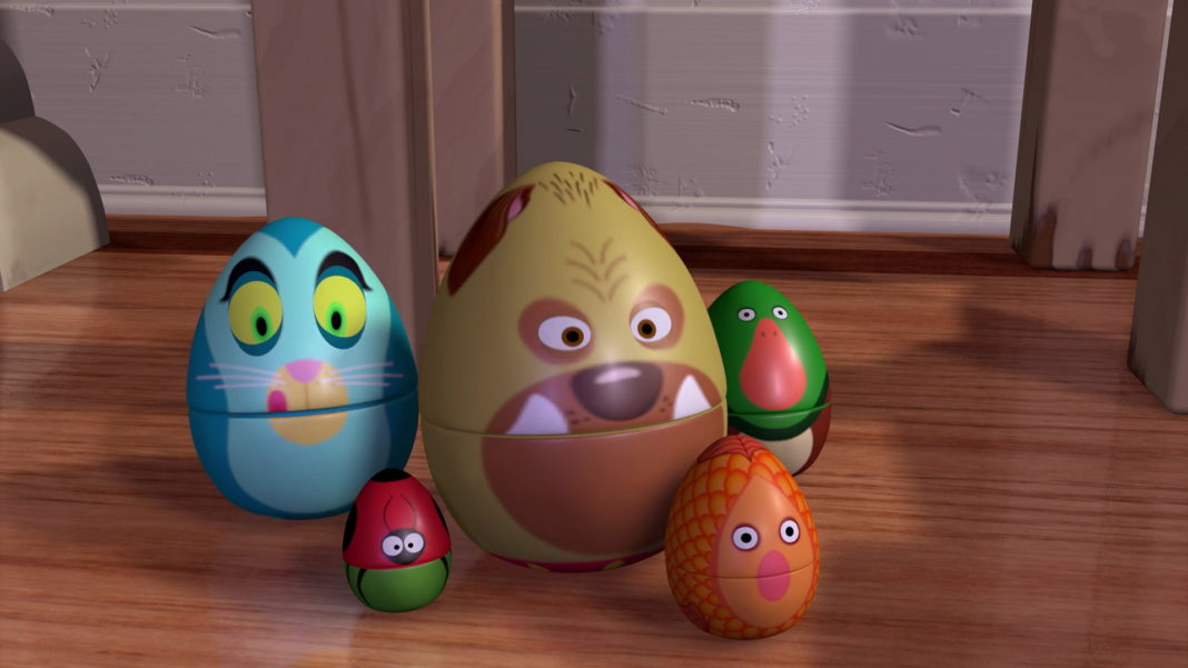 famille troika toy story disney pixar personnage character