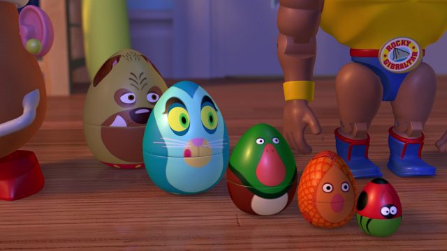 famille troika personnage character disney pixar toy story