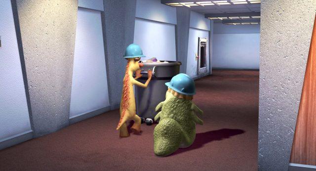 ferdinand alberique personnage character monstres monsters inc cie disney pixar