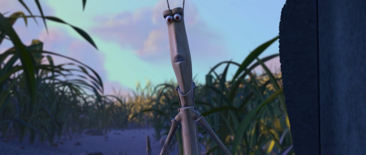 film slim personnage character 1001 pattes bug life disney pixar