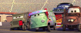 fillmore personnage character pixar disney cars