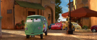 fillmore personnage character pixar disney cars 2