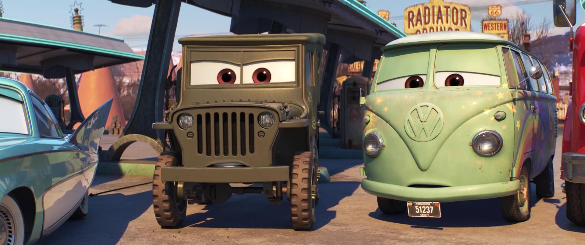 Pour Pixar Fillmore Voiture Van Disney Cars Jouet Petite Enfant Fjh96 UzMSVp