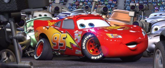 flash lightning mcqueen personnage character cars disney pixar