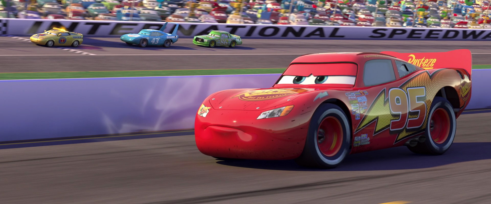 flash mcqueen personnage dans cars pixar planet fr. Black Bedroom Furniture Sets. Home Design Ideas