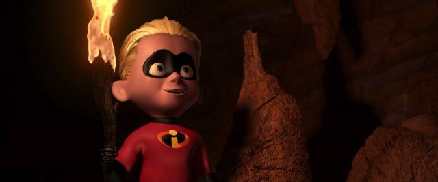 fleche dash parr personnage character indestructibles incredibles disney pixar