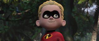 flèche dash parr pixar disney personnage character indestructibles incredibles