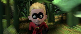 flèche dash parr pixar disney personnage character indestructibles incredibles
