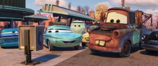 flo personnage character disney pixar cars 3
