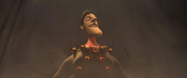 folamour personnage character indestructibles incredibles disney pixar