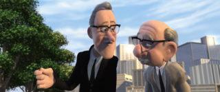 frank ollie pixar disney personnage character indestructibles incredibles