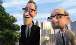 frank ollie personnage character indestructibles incredibles disney pixar