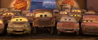 fred personnage character pixar disney cars