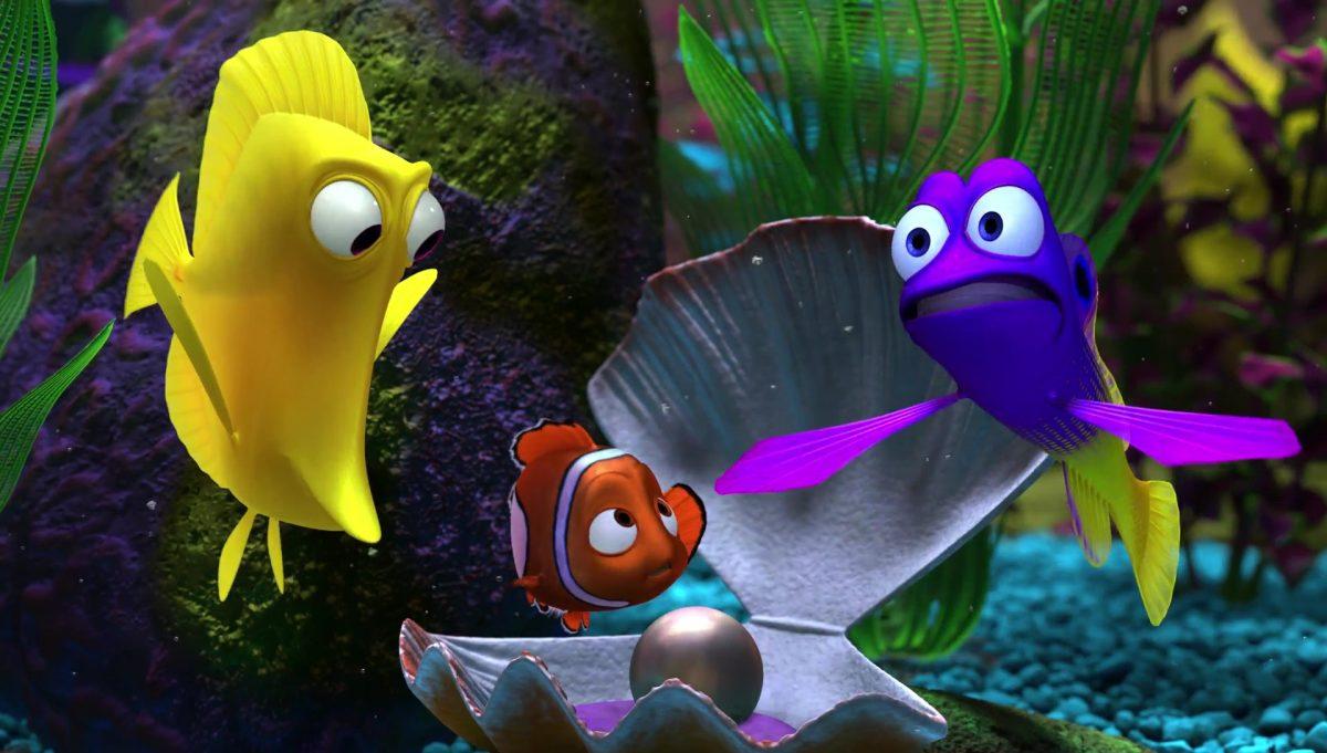 gargouille gargoyles personnage character monde nemo finding dory disney pixar