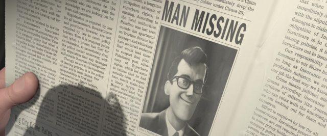 gazerbeam personnage character indestructibles incredibles disney pixar