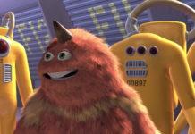 george sanderson pixar disney personnage character monstres cie monsters inc