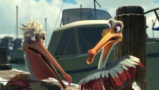 gerald monde finding nemo disney pixar personnage character