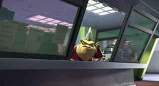 germaine roz pixar disney personnage character monstres cie monsters inc