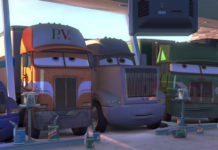 gil personnage character pixar disney cars