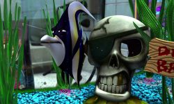 gill personnage character monde nemo finding dory disney pixar