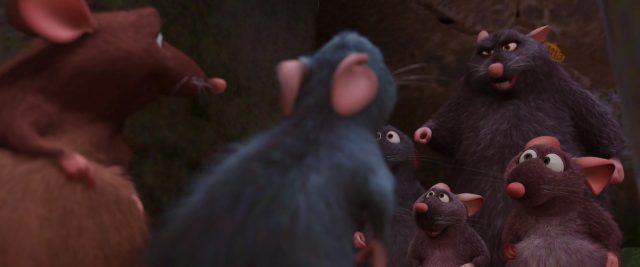 git personnage character ratatouille disney pixar
