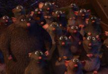 git personnage character pixar disney ratatouille