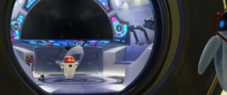 go-4 gopher pixar disney personnage character wall-e