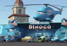 gray personnage character pixar disney cars
