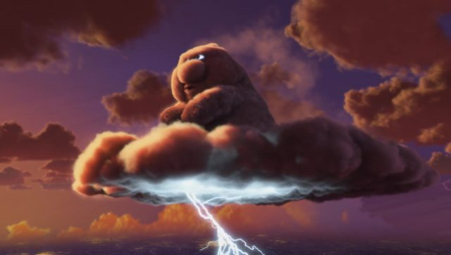gus passage nuageux partly cloudy personnage character disney pixar