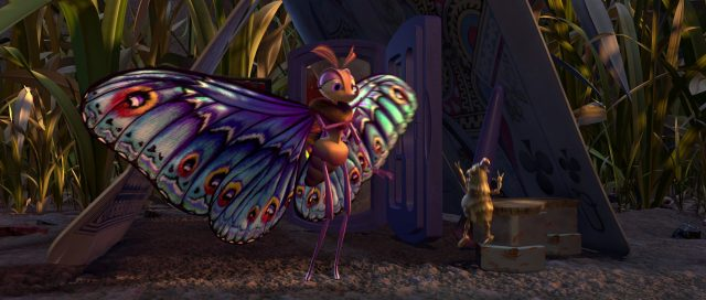 gypsy personnage character 1001 pattes bug life disney pixar
