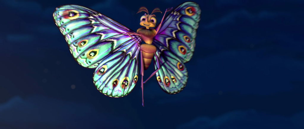 gypsy pixar disney personnage character 1001 pattes a bug life