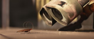 hal pixar disney personnage character wall-e