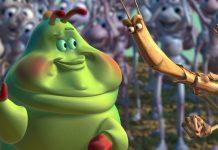 heimlich Disney Pixar 1001 pattes a bug's life