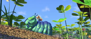 heimlich pixar disney personnage character 1001 pattes a bug life