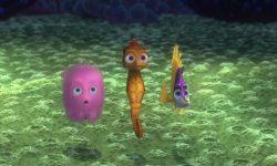 Sheldon Pearl Tad hippo perle titouan personnage character monde nemo finding dory disney pixar