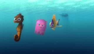 hippo perle titouan sheldon pearl tad monde finding nemo disney pixar personnage character