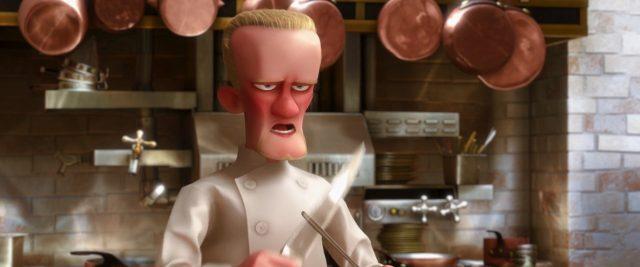 horst personnage character ratatouille disney pixar
