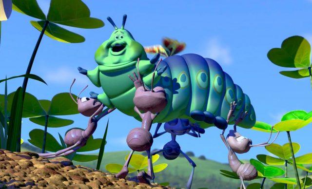 image 1001 pattes bug life disney pixar