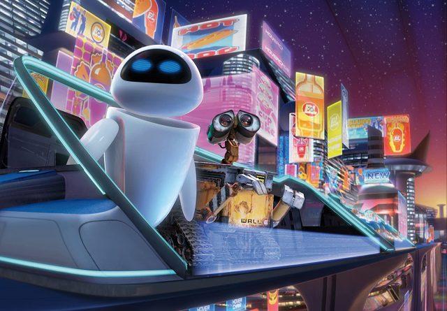 image wall-e disney pixar