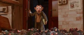 inspecteur sanitaire Health Inspector personnage character pixar disney ratatouille