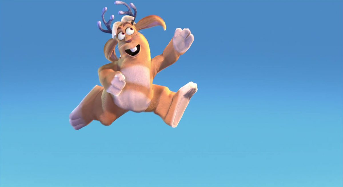 jackalope saute mouton boundin personnage character disney pixar