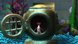 jacques monde finding nemo disney pixar personnage character