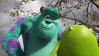 jacques sulli sullivent sulley personnage character monstres academy monsters university pixar disney