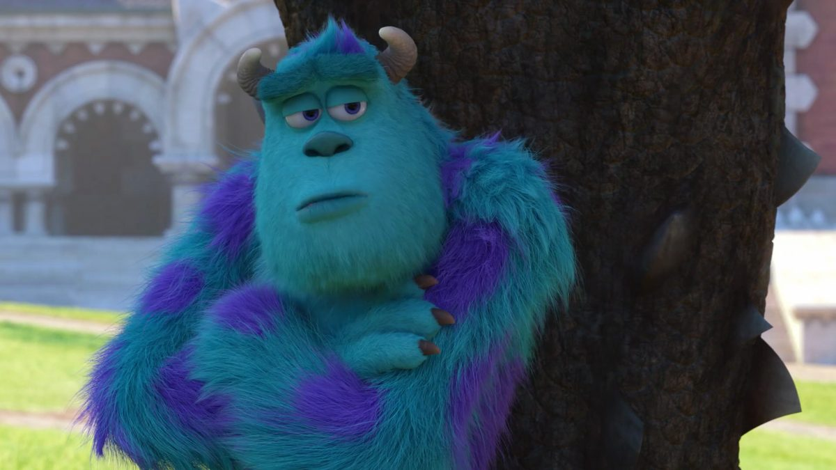 sulli sulley academy university personnage character monstres monsters inc cie disney pixar