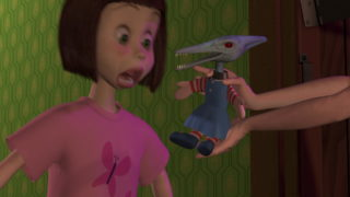 janie pterodactyle toy story disney pixar personnage character