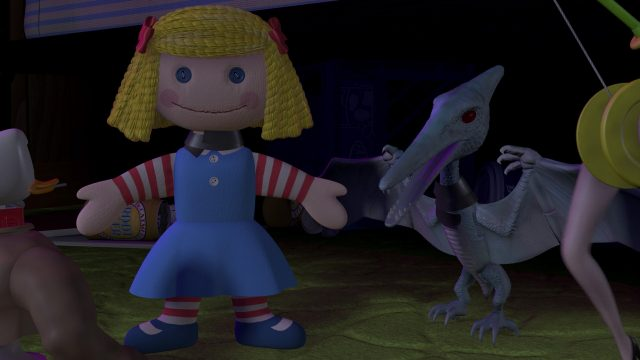 janie pterodactyle personnage character disney pixar toy story