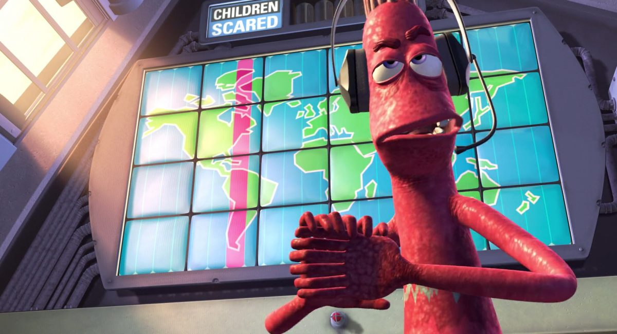 jerry personnage character monstres monsters inc cie disney pixar