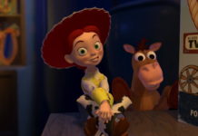 jessie pixar disney personnage character toy story 2