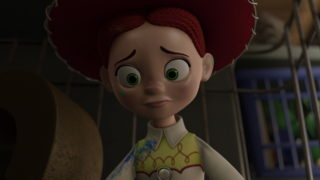 jessie pixar disney personnage character toy story 3